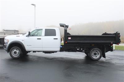 2020 Ram 4500 Crew Cab DRW 4x4, Crysteel E-Tipper Dump Body #M201172 - photo 3