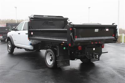 2020 Ram 4500 Crew Cab DRW 4x4, Crysteel E-Tipper Dump Body #M201172 - photo 2