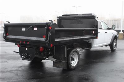 2020 Ram 4500 Crew Cab DRW 4x4, Crysteel E-Tipper Dump Body #M201172 - photo 5