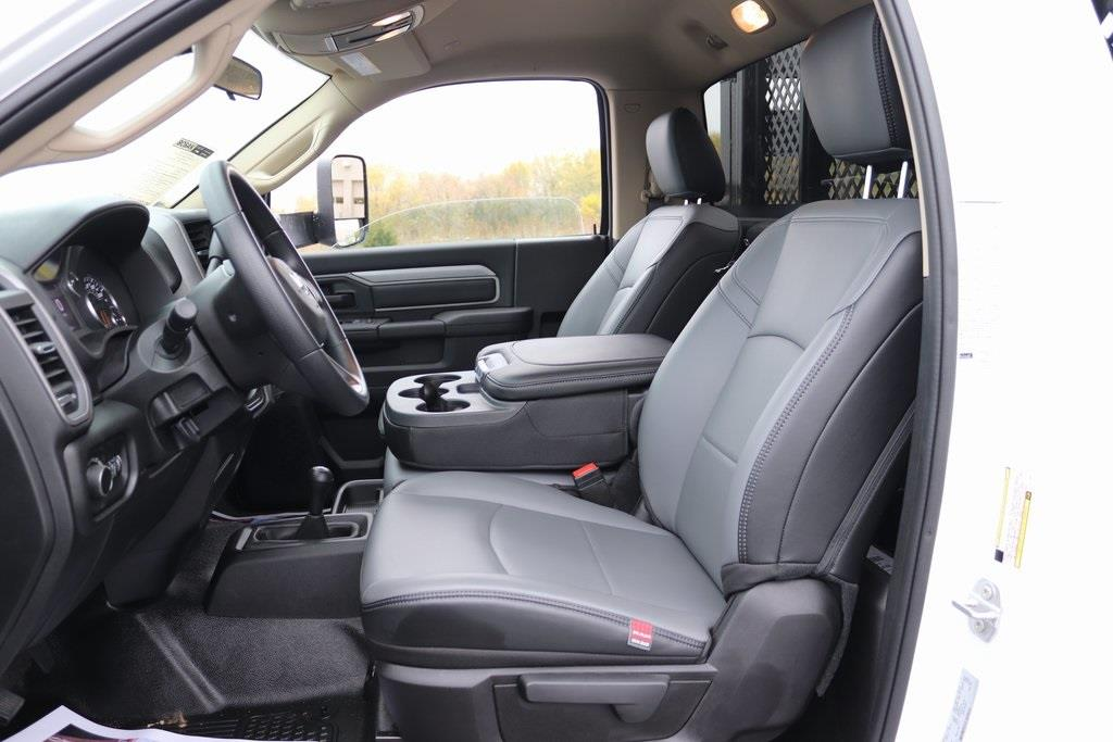 2020 Ram 4500 Regular Cab DRW 4x4, Monroe Work-A-Hauler II Stake Bed #M201198 - photo 10