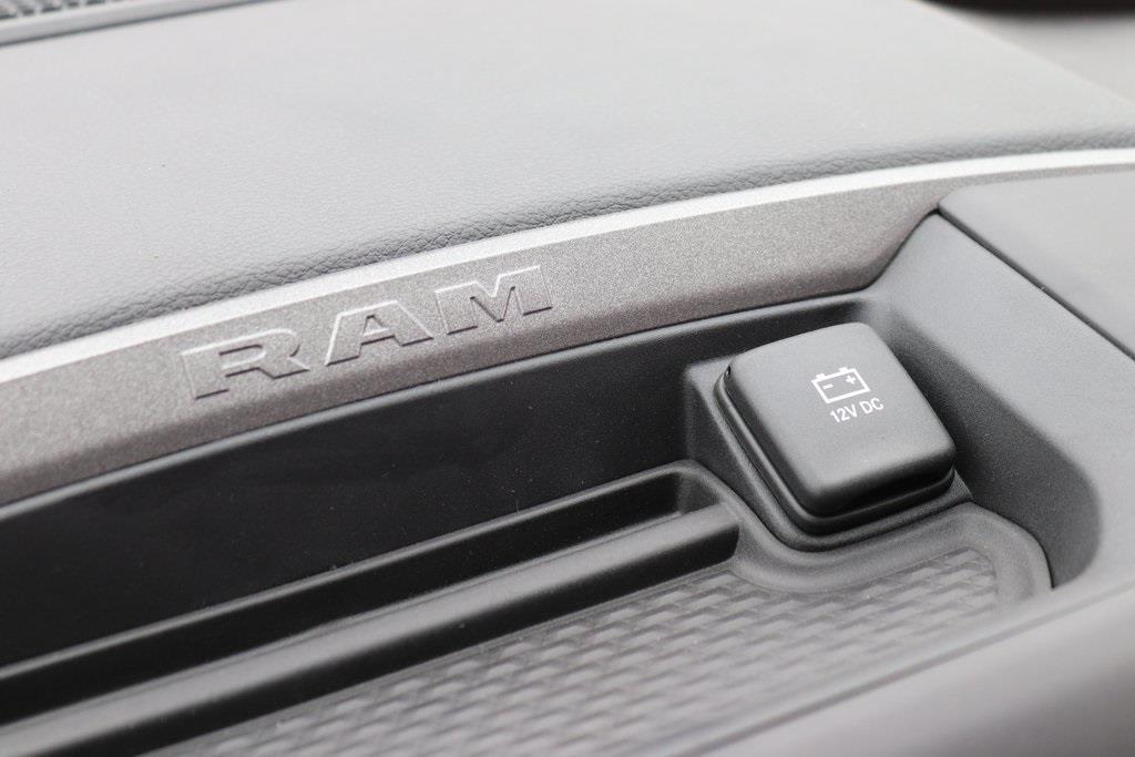 2020 Ram 4500 Regular Cab DRW 4x4, Monroe Work-A-Hauler II Stake Bed #M201198 - photo 14