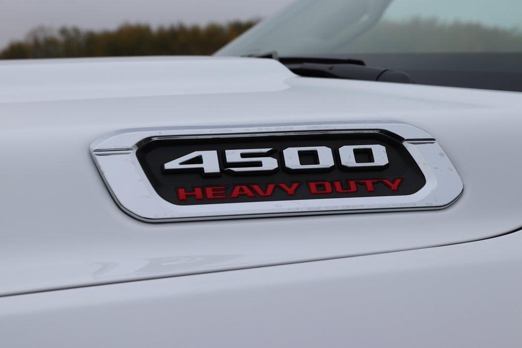 2020 Ram 4500 Regular Cab DRW 4x4, Monroe Work-A-Hauler II Stake Bed #M201198 - photo 26