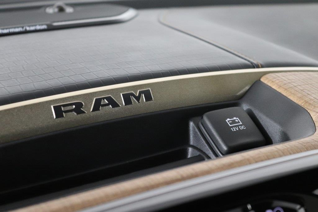2020 Ram 1500 Crew Cab 4x4, Pickup #M20120 - photo 19