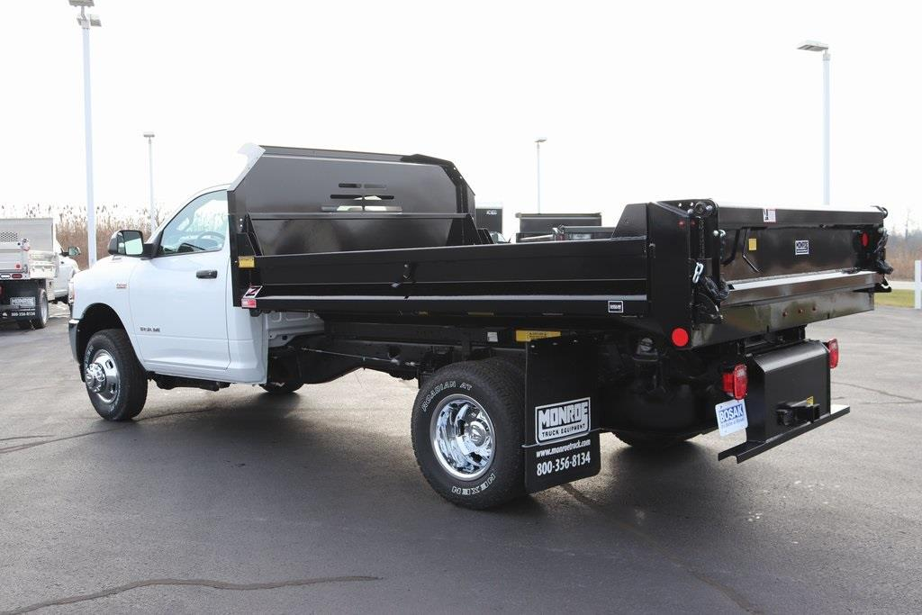 2020 Ram 3500 Regular Cab DRW 4x4, Monroe Dump Body #M201200 - photo 1