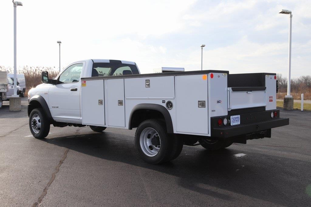 2020 Ram 4500 Regular Cab DRW 4x4, Monroe Service Body #M201202 - photo 1