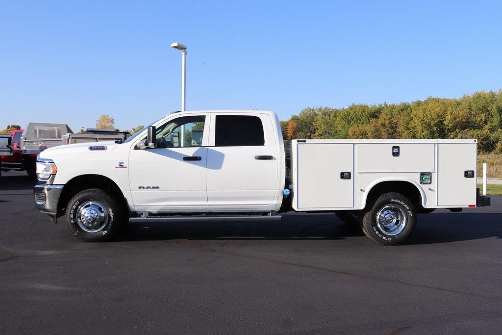 2020 Ram 3500 Crew Cab DRW 4x4, Knapheide Service Body #M201205 - photo 1
