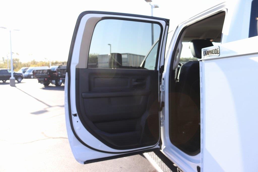 2020 Ram 3500 Crew Cab DRW 4x4, Knapheide Steel Service Body #M201205 - photo 24
