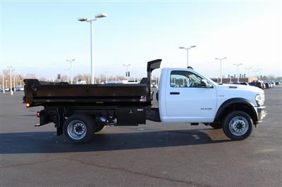 2020 Ram 4500 Regular Cab DRW 4x4, Monroe MTE-Zee Dump Body #M201220 - photo 6