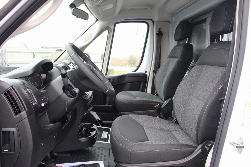 2020 Ram ProMaster 3500 FWD, Knapheide KUV Service Utility Van #M201255 - photo 11