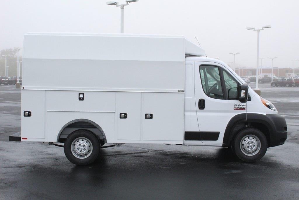2020 Ram ProMaster 3500 FWD, Knapheide KUV Service Utility Van #M201255 - photo 6