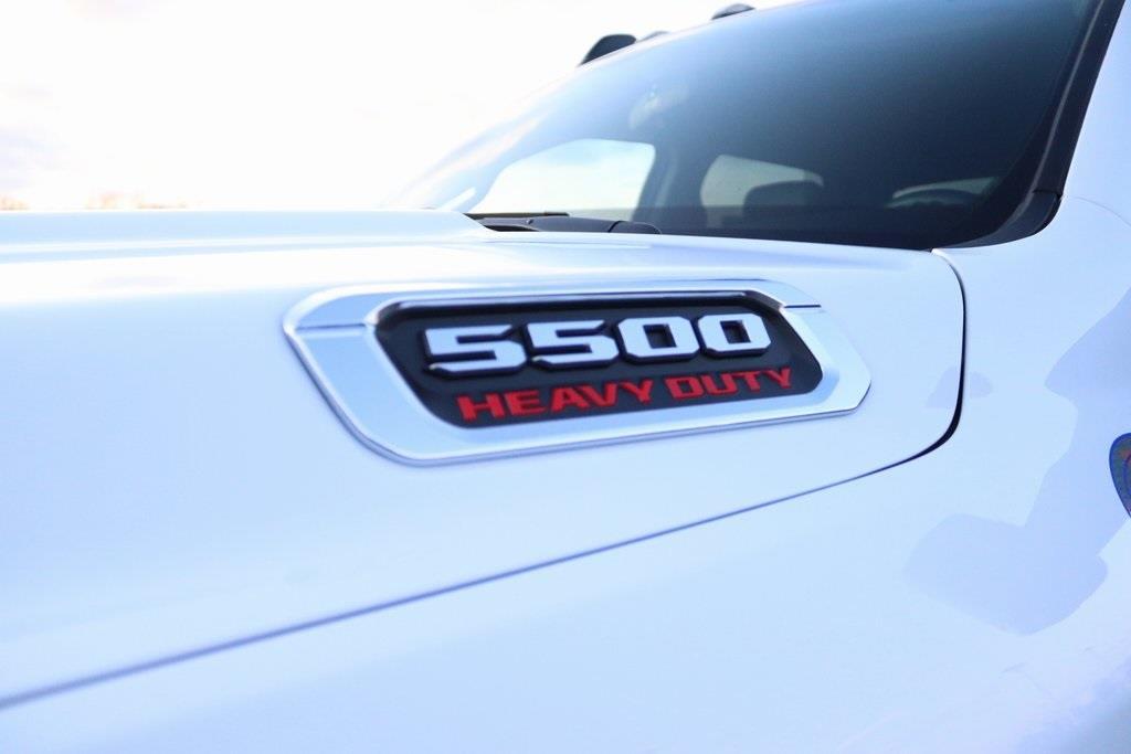 2020 Ram 5500 Crew Cab DRW 4x4, Knapheide Steel Service Body #M201257 - photo 43