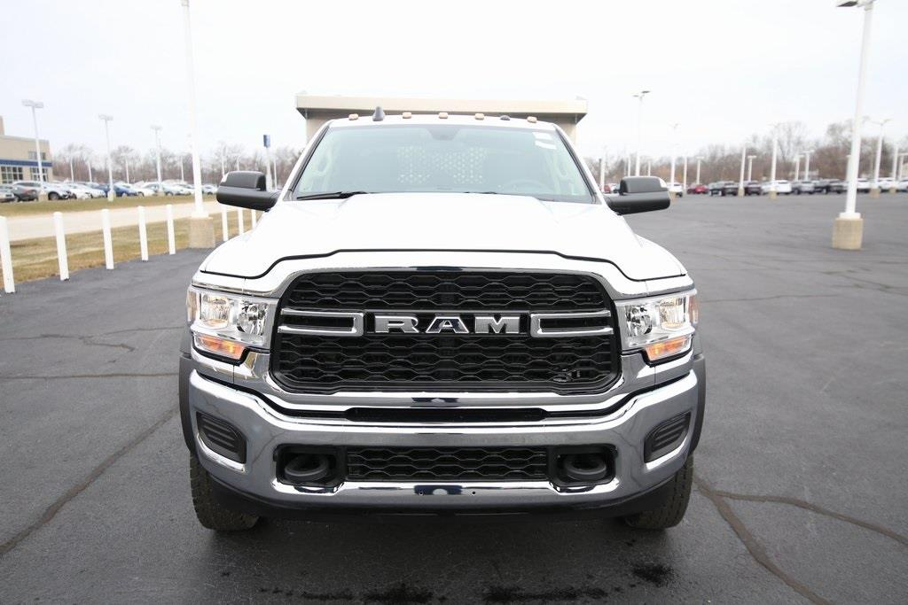 2020 Ram 5500 Crew Cab DRW 4x4, Duramag Dump Body #M201265 - photo 13