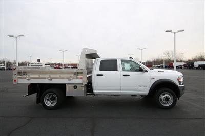 2020 Ram 5500 Crew Cab DRW 4x4, Duramag Dump Body #M201265 - photo 5