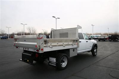 2020 Ram 5500 Crew Cab DRW 4x4, Duramag Dump Body #M201265 - photo 6