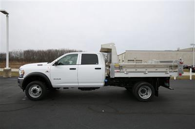 2020 Ram 5500 Crew Cab DRW 4x4, Duramag Dump Body #M201265 - photo 8