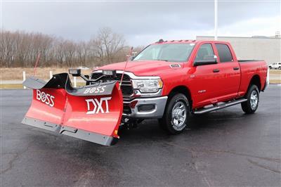 2020 Ram 2500 Crew Cab 4x4, BOSS Snowplow Pickup #M201276 - photo 11