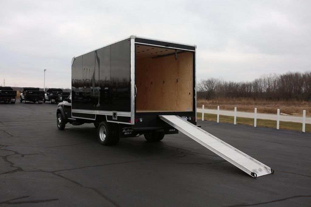 2020 Ram 5500 Regular Cab DRW 4x2, Bay Bridge Cutaway Van #M201296 - photo 1