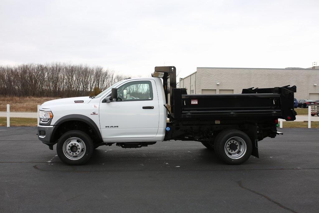 2020 Ram 5500 Regular Cab DRW 4x4, Air-Flo Dump Body #M201297 - photo 1