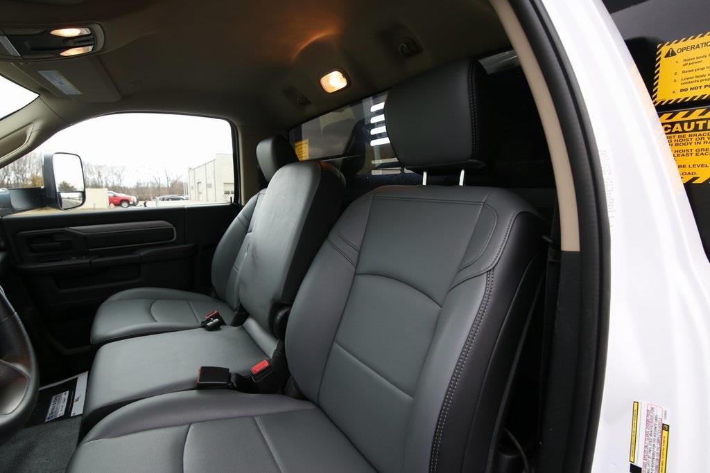 2020 Ram 5500 Regular Cab DRW 4x4, Air-Flo Pro-Class Dump Body #M201297 - photo 34