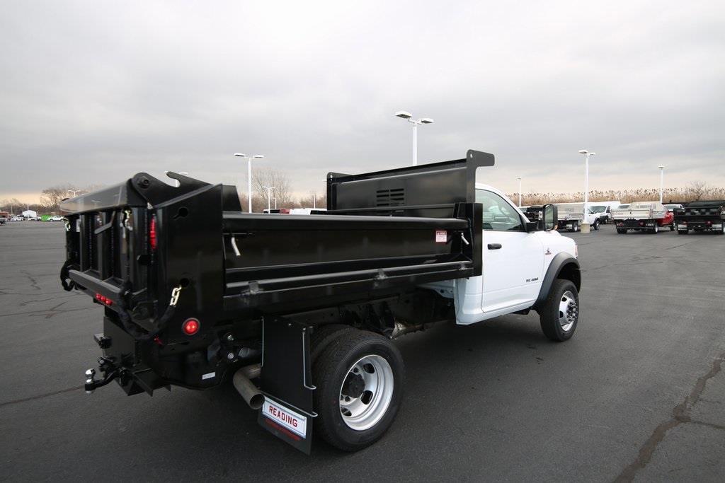2020 Ram 5500 Regular Cab DRW 4x4, Air-Flo Pro-Class Dump Body #M201297 - photo 5