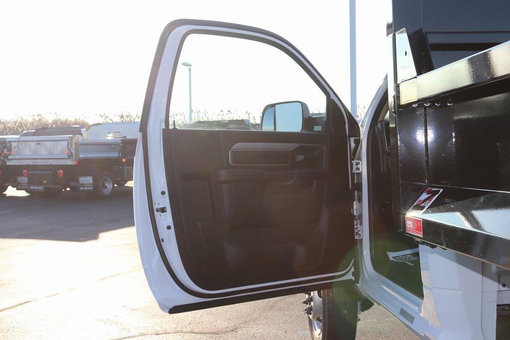 2020 Ram 4500 Regular Cab DRW 4x4, Monroe MTE-Zee Dump Body #M201300 - photo 21