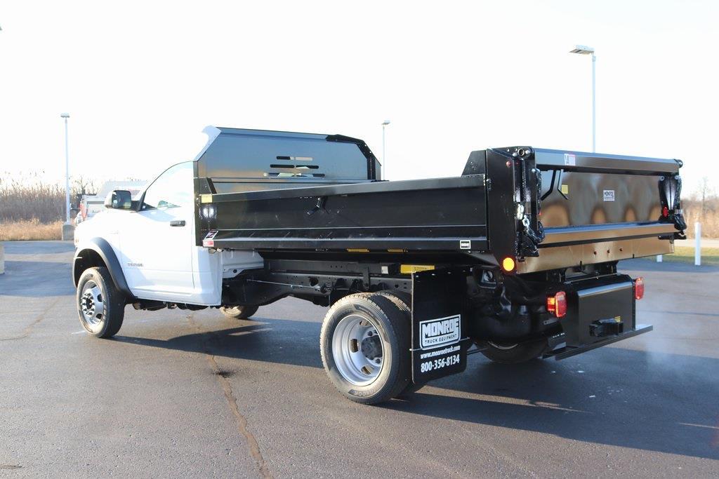2020 Ram 4500 Regular Cab DRW 4x4, Monroe MTE-Zee Dump Body #M201300 - photo 2