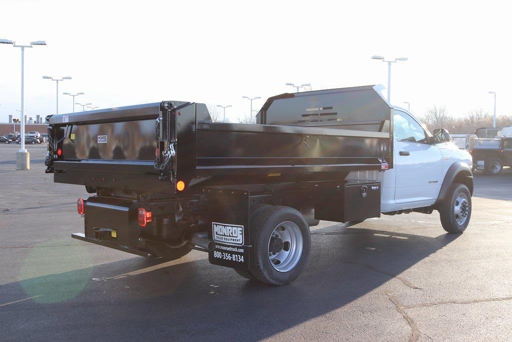 2020 Ram 4500 Regular Cab DRW 4x4, Monroe MTE-Zee Dump Body #M201300 - photo 5