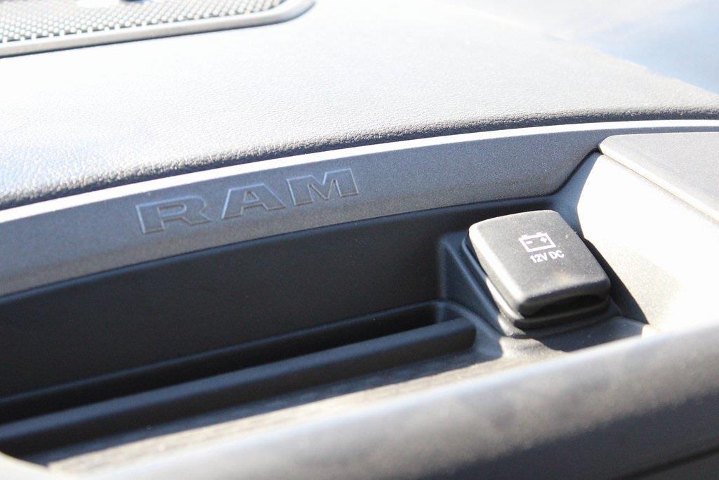 2020 Ram 4500 Regular Cab DRW 4x4, Freedom ProContractor Body #M201323 - photo 17