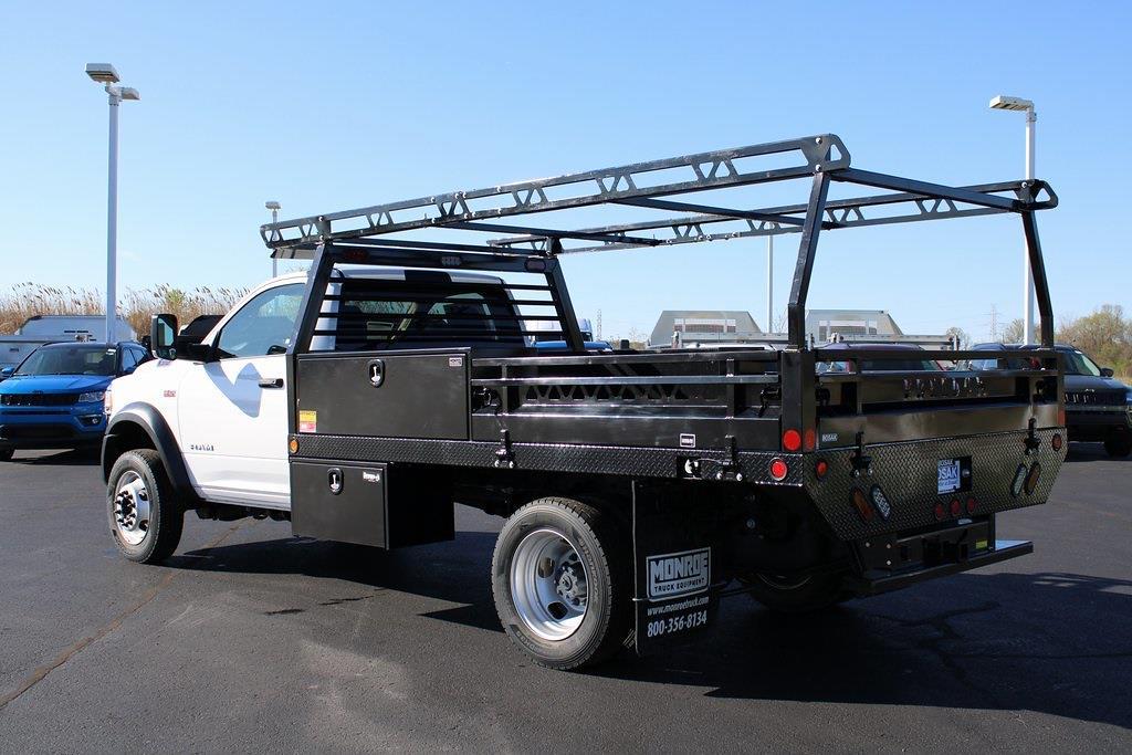 2020 Ram 4500 Regular Cab DRW 4x4, Freedom ProContractor Body #M201323 - photo 2