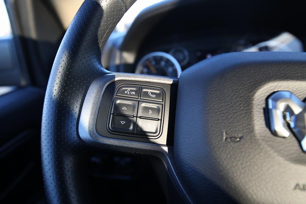 2020 Ram 5500 Regular Cab DRW 4x4, Knapheide Drop Side Dump Body #M201324 - photo 12