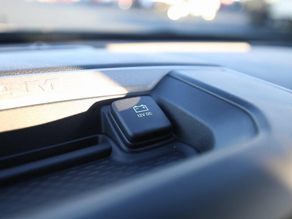 2020 Ram 5500 Regular Cab DRW 4x4, Knapheide Drop Side Dump Body #M201324 - photo 15