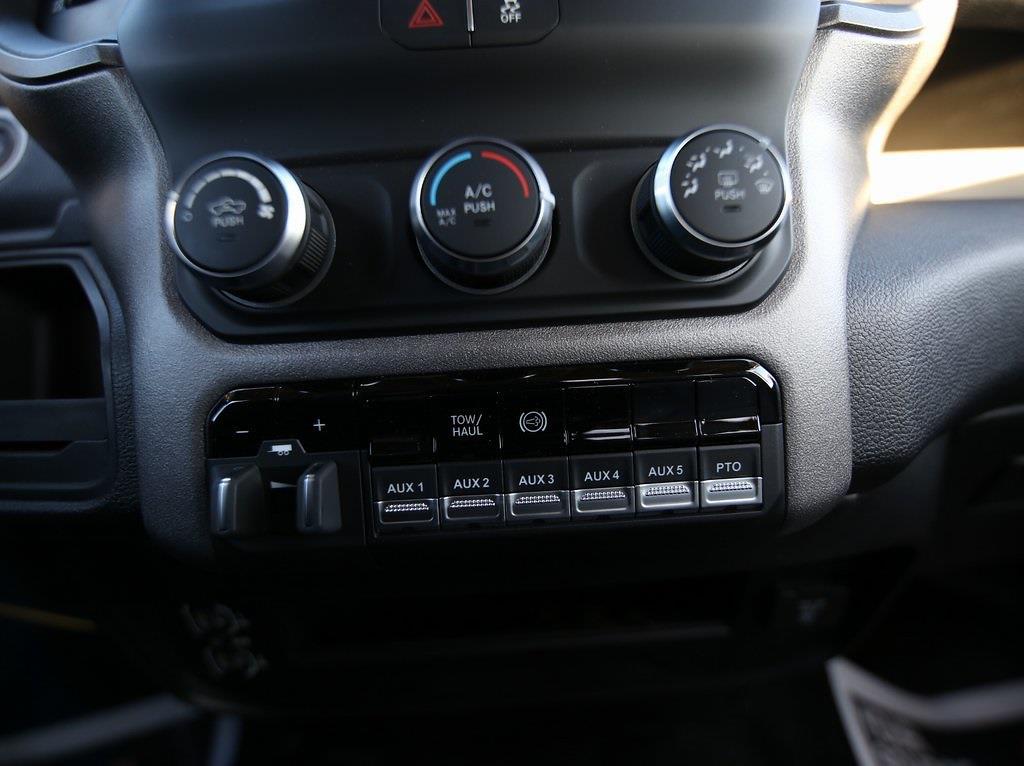 2020 Ram 5500 Regular Cab DRW 4x4, Knapheide Drop Side Dump Body #M201324 - photo 20