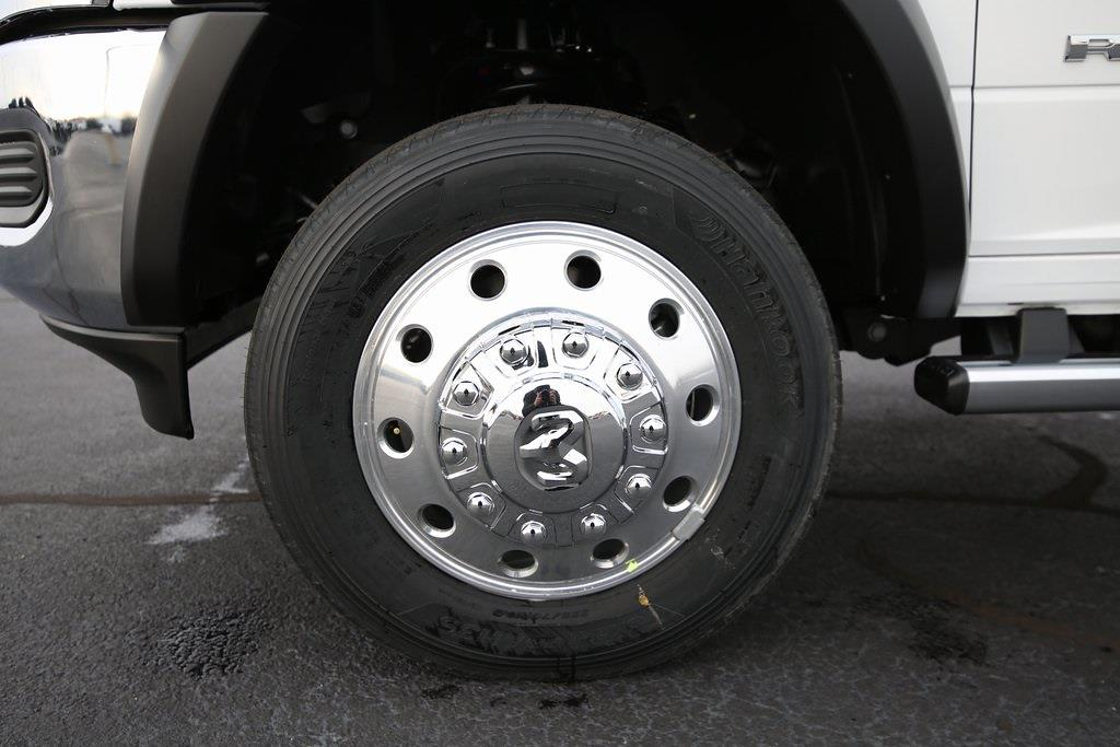 2020 Ram 5500 Regular Cab DRW 4x4, Knapheide Drop Side Dump Body #M201324 - photo 30