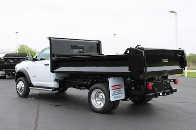 2020 Ram 5500 Regular Cab DRW 4x4, Knapheide Drop Side Dump Body #M201324 - photo 2