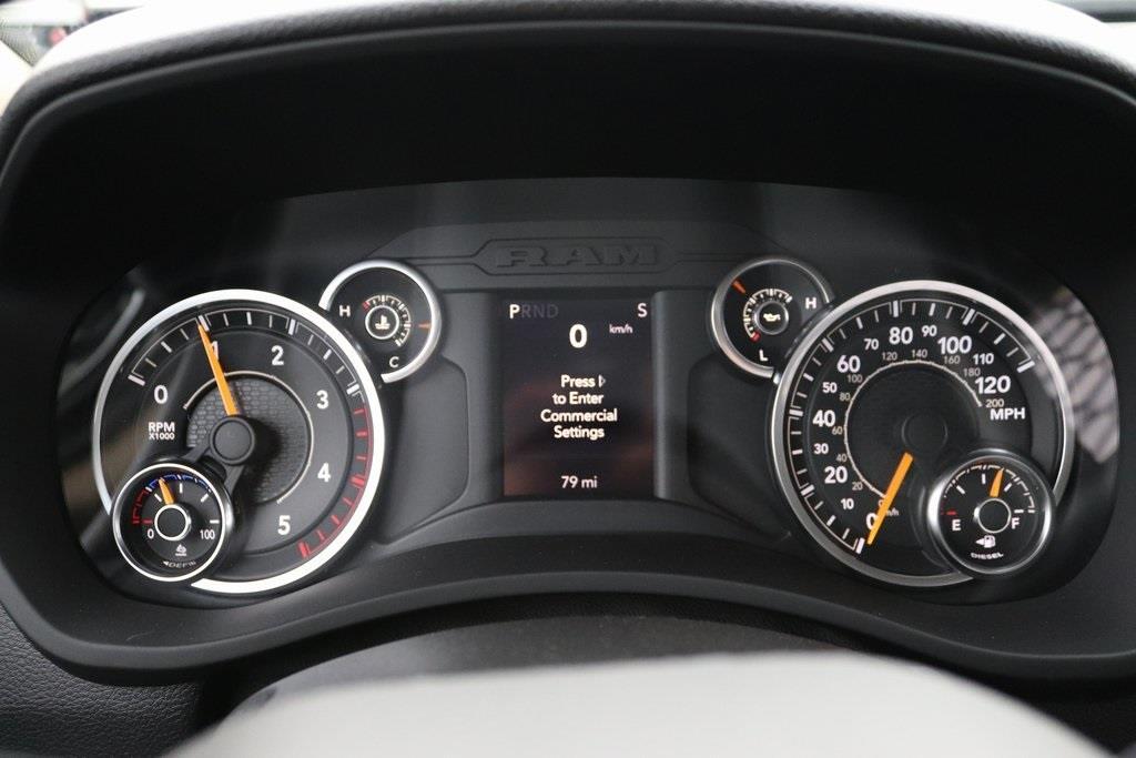 2020 Ram 5500 Regular Cab DRW 4x4, Platform Body #M201344 - photo 15