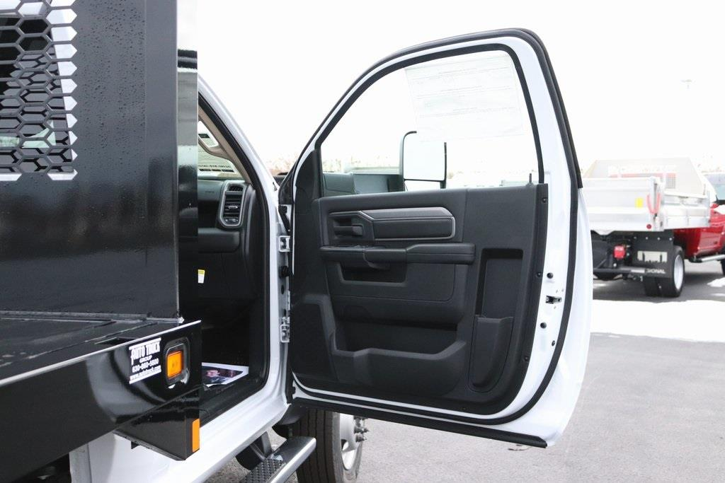 2020 Ram 5500 Regular Cab DRW 4x4, Platform Body #M201344 - photo 28