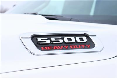 2020 Ram 5500 Regular Cab DRW 4x4, Platform Body #M201344 - photo 29