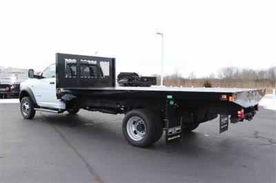 2020 Ram 5500 Regular Cab DRW 4x4, Platform Body #M201344 - photo 2