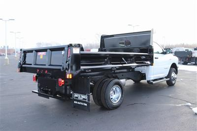 2020 Ram 3500 Regular Cab DRW 4x2, Rugby Contractor Dump Body #M201351 - photo 6