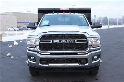 2020 Ram 3500 Regular Cab DRW 4x2, Rugby Contractor Dump Body #M201351 - photo 9
