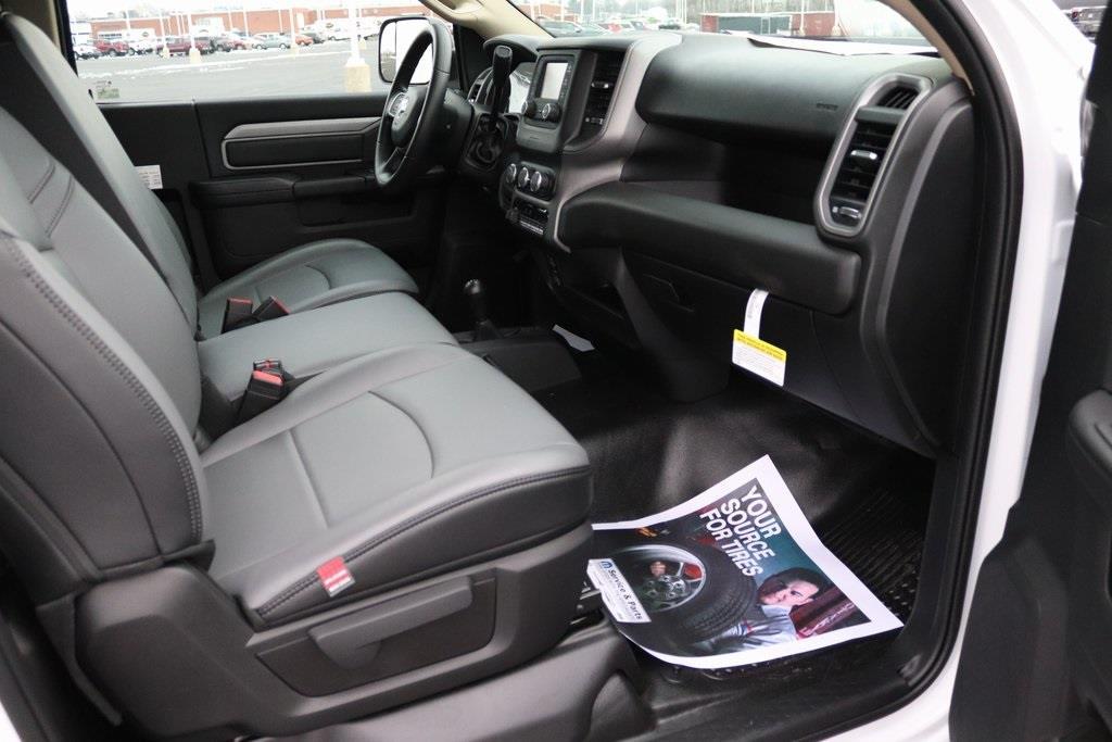 2020 Ram 3500 Regular Cab DRW 4x4, Dump Body #M201352 - photo 24