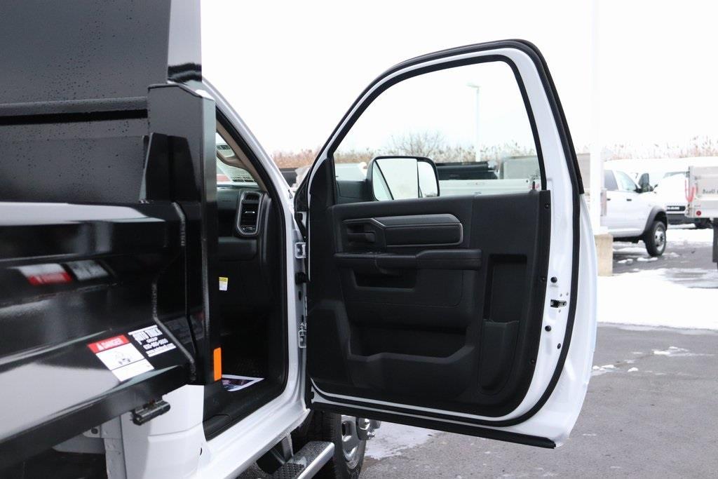 2020 Ram 3500 Regular Cab DRW 4x4, Dump Body #M201352 - photo 25