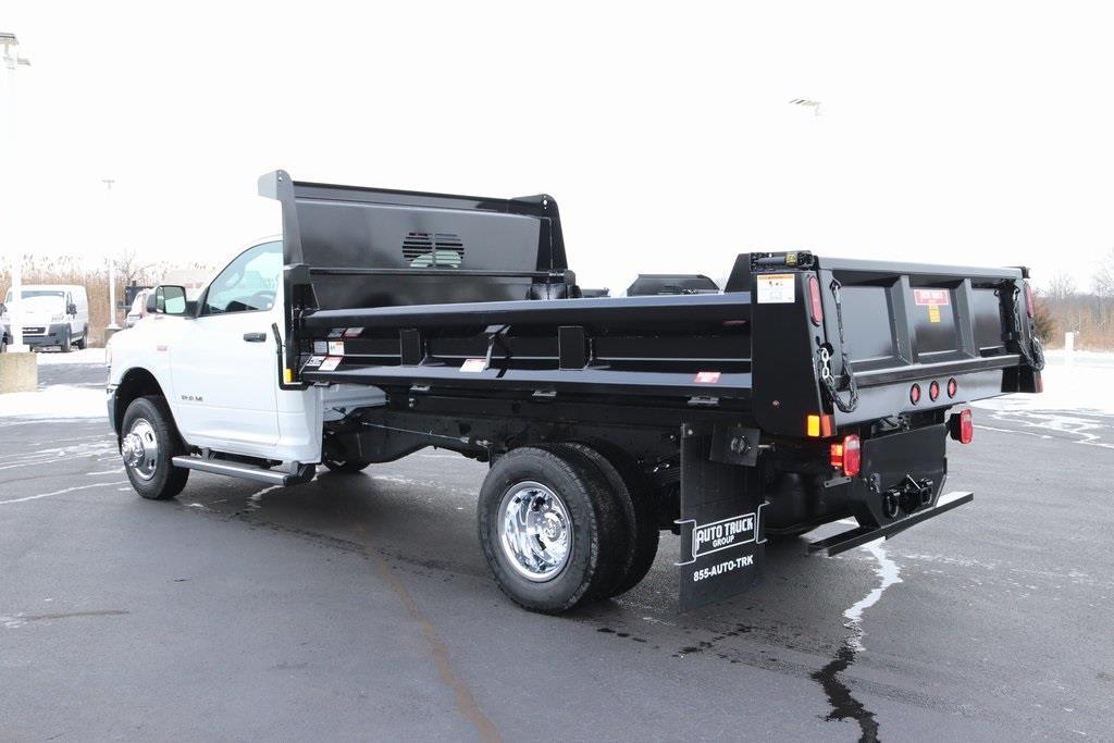 2020 Ram 3500 Regular Cab DRW 4x4, Dump Body #M201352 - photo 1