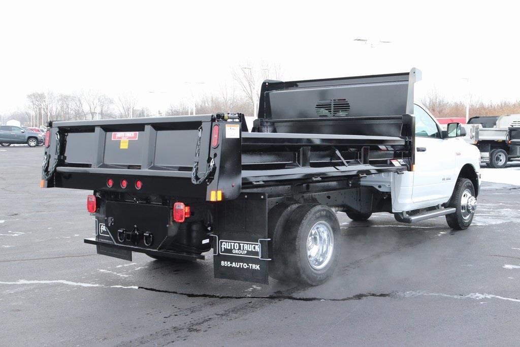 2020 Ram 3500 Regular Cab DRW 4x4, Dump Body #M201352 - photo 5