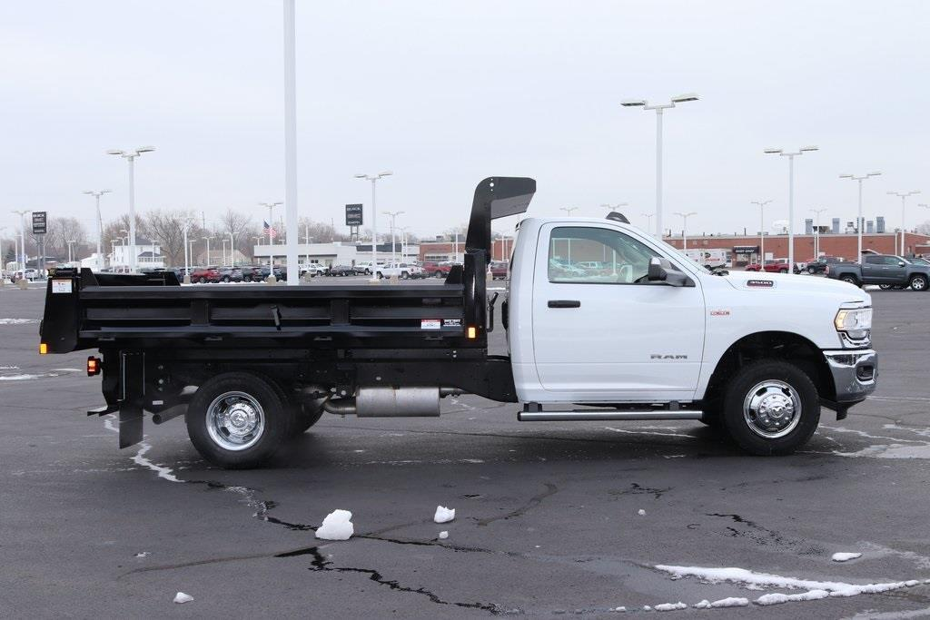 2020 Ram 3500 Regular Cab DRW 4x4, Dump Body #M201352 - photo 6