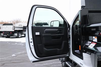 2020 Ram 3500 Regular Cab DRW 4x4, Dump Body #M201352 - photo 22