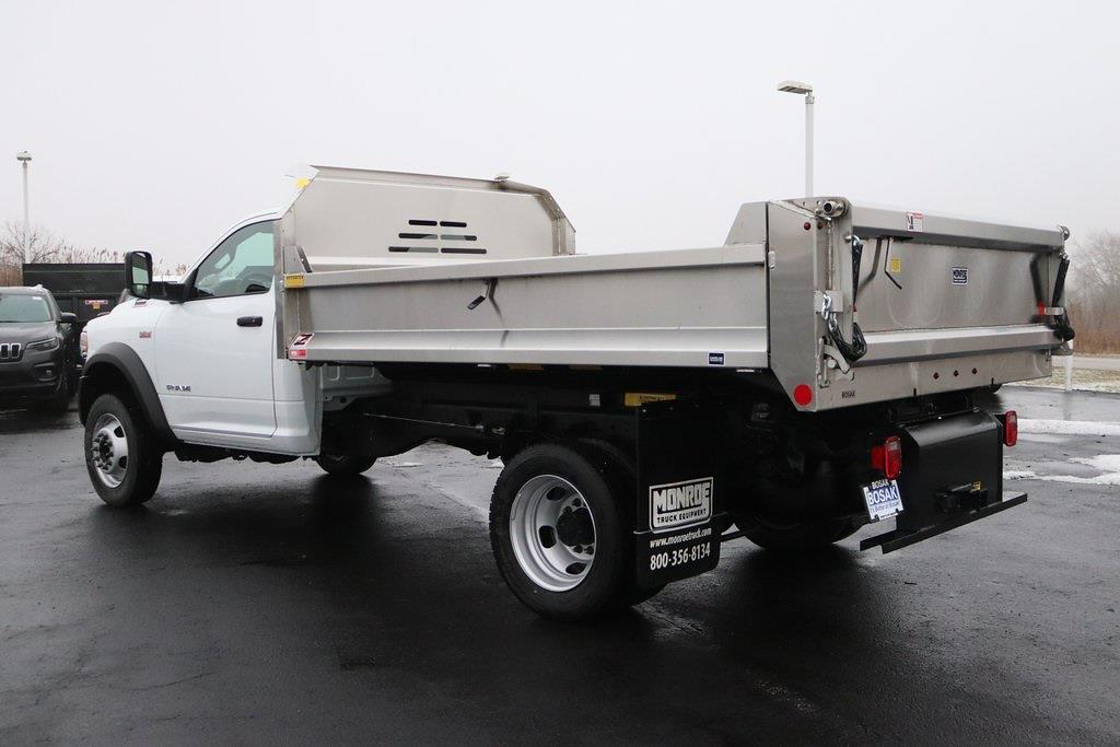 2020 Ram 5500 Regular Cab DRW 4x4, Monroe Dump Body #M201358 - photo 1