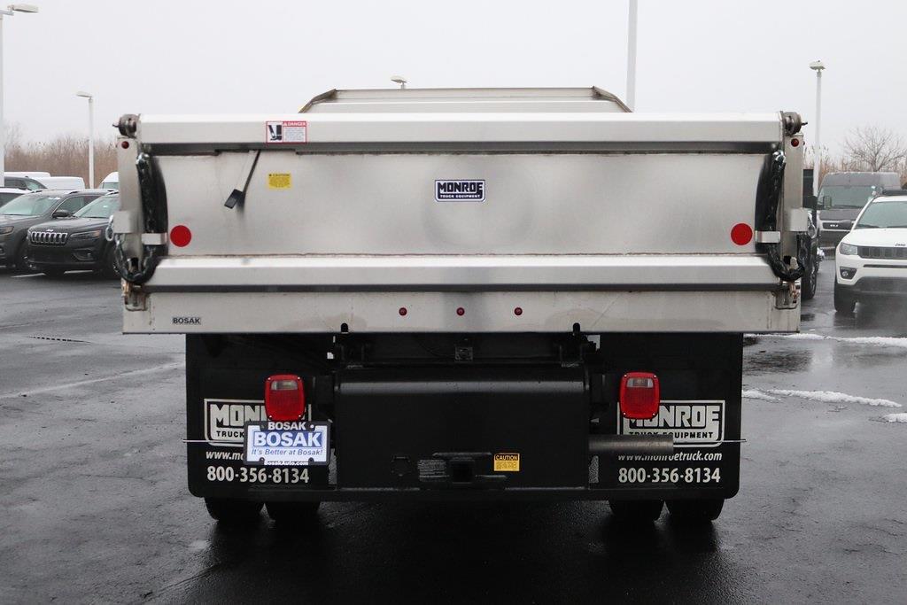 2020 Ram 5500 Regular Cab DRW 4x4, Monroe MTE-Zee SST Series Dump Body #M201358 - photo 4