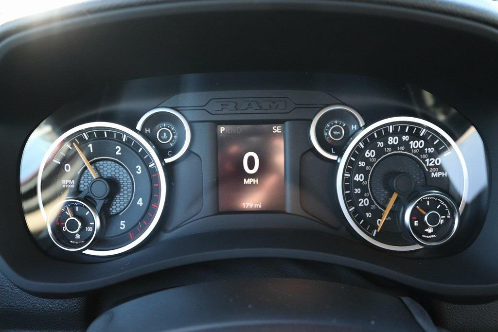 2020 Ram 5500 Regular Cab DRW 4x4, Cab Chassis #M201360 - photo 15