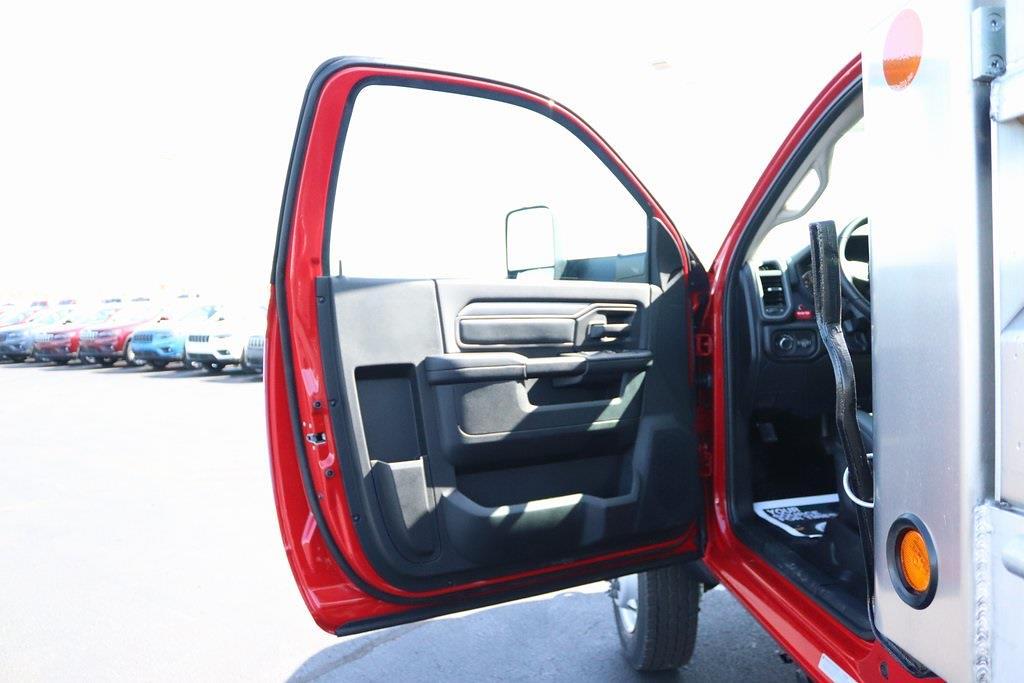 2020 Ram 5500 Regular Cab DRW 4x4, Tafco Landscape Dump #M201362 - photo 24